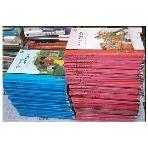 웅진 와글와글읽기책 전70권세트 (별책부록은 없음)