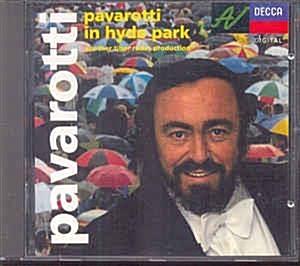 Luciano Pavarotti ?? Pavarotti In Hyde Park