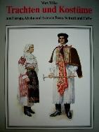 Trachten und Kost?me aus Europa, Afrika und Asien in Form, Schnitt und Farbe (Hardcover) - German Edition