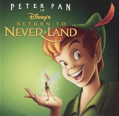 Return To Never Land - 피터팬
