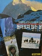 돌아오지 않는 봄 - 우에무라 나오미 (평화출판사)