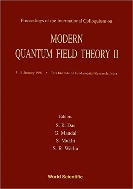 Proceedings of the International Colloquium on Modern Quantum Field Theory 2 (ISBN : 9789810224110)