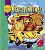[미국교과서]Houghton Mifflin Reading : Student Edition Grade 1.1 Here We Go! 2008 (Hardcover)