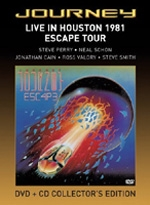 Journey - Live In Houston 1981 Escape Tour (CD+DVD) [수입] * 저니