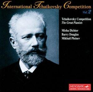 [미개봉] V.A. / 차이코프스키 콩쿨 2집 - 피아니스트편 (The Tchaikovsky Competition, Vol. 2: The Great Pianists) (수입/미개봉/74321529592)
