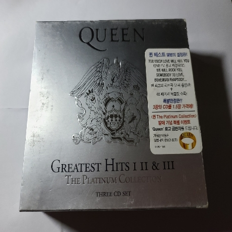 Queen - Greatest Hits I, II&III (The Platinum Collections )