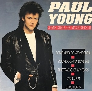Paul Young / Some Kind Of Wonderful (수입)