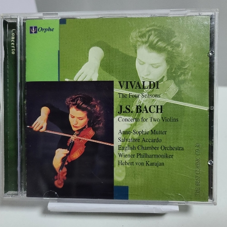 Vivaldi - The Four seasons, Bach-Concerto for two violins