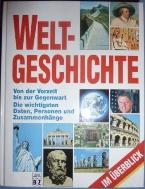 Weltgeschichte im ?berblick. von der Vorzeit bis zur Gegenwart -die wichtigsten Daten, Personen, Zusammenh?nge :세계의역사(독일어)(ISBN: 381660403x)