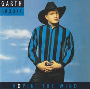 [수입] Garth Brooks - Ropin' The Wind