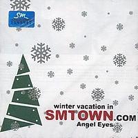 [미개봉] V.A. / Winter Vacation In Smtown.Com-Angel Eyes