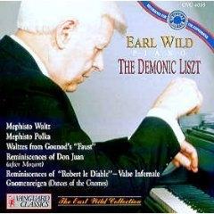 The Demonic Liszt