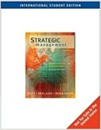 Strategic Management : Competitiveness and Globalization, Concepts and Cases (Package, 6 Rev ed)