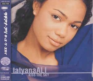 [일본반] Tatyana Ali - Kiss The Sky [+1 Bonus Track]