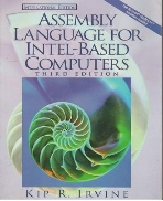 ASSEMBLY LANGUAGE FOR INTEL-BASED COMPUTERS 3E  3E