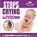 Stops Crying Purple - Heartbeat Music Therapy [미개봉] * 자장가