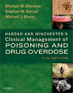 Haddad and Winchester's Clinical Management of Poisoning and Drug Overdose, 4/ed   (ISBN : 9780721606934)