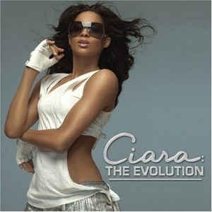 [수입] Ciara - The Evolution [CD+DVD][Limited Edition]