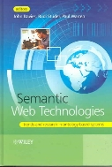 Semantic Web Technologies : Trends and Research in Ontology-Based Systems  (ISBN : 9780470025963)