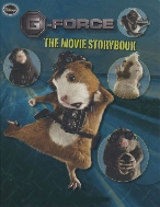 G-Force The Movie Storybook (Hardcover)
