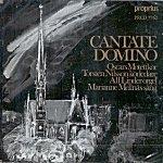 Torsten Nilsson / 칸타테 도미노 - 아리랑 편곡 수록 (Cantate Domino) (수입/PRCD7762)