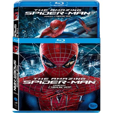 (블루레이) 어메이징 스파이더맨 (The Amazing Spider-Man, 2disc)