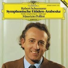 Schumann : Symphonische Etuden ; Arabeske ///LP1