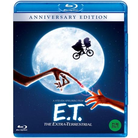 (블루레이) 이티 일반판 (E.T)