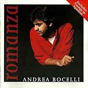 [수입] Andrea Bocelli - Romanza
