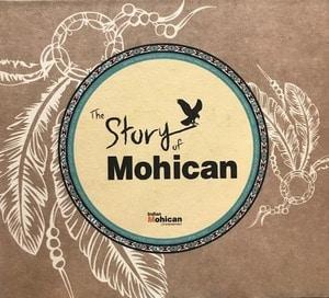 인디언 모히칸 (Indian Mohican) / The Story Of Mohican (2CD/Digipack)
