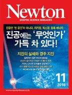 Newton 뉴턴 진공에는 무엇인가 가득차 있다.  2016년 11월