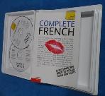 Teach Yourself Complete French [With Book(s)] [미사용 cd 포함] / 사진의 제품  / 상현서림 / :☞ 서고위치:XB 4  * [구매하시면 품절로 표기됩니다]