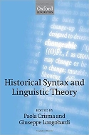 Historical Syntax and Linguistic Theory(Hard)