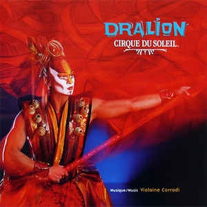 [수입] O.S.T (Cirque Du Soleil (태양의 서커스) - Dralion