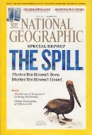 National Geographic 2010.10 GULF OIL SPILL