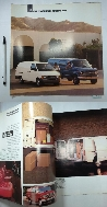 1991 Ford ECONOLINE AND AEROSTAR VANS  Catalog