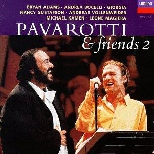 Luciano Pavarotti / 파바로티와 친구들 2집 (DD3350)