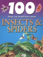 100 Things You Should Know About Series (Insects and Spiders) Hardcover