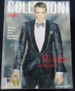 이탈리아 남성패션 잡지 Uomo Collezioni Italian Fashion Magazine  No.47 /사진의 제품 ☞ 서고위치:OE 1