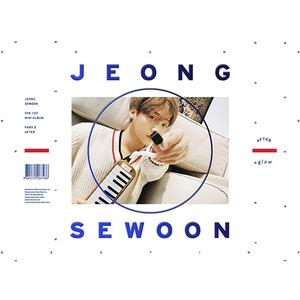 [미개봉] 정세운 / After (1st Mini Album Part.2) (Glow Ver./미개봉)