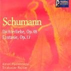 [미개봉] Nikolai Petrov, Sviatoslav Richter / Schumann : Dichterliebe, Fantasie (YCC0150)