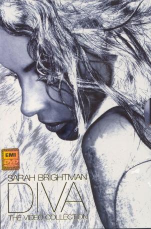 DVD > SARAH BRIGHTMAN - DIVA [미개봉 DVD] * 사라 브라이트만 - 디바 / 비디오 콜렉션