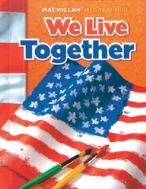 [미국교과서]McGraw Hill Social Studies Grade 2 : We Live Together, Pupil Edition(Hardcover)