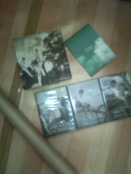 동방신기 All about 3 DVD