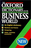 THE OXFORD DICTIONARY FOR THE BUSINESS WORLD(H) 세월감