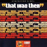 V.A. / A Collection Of Talkin' Loud Classics - That Was Then (일본수입)