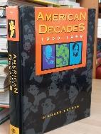 American Decades 1950-59 (Hardcover)  : 1950-1959 (AMERICAN DECADES)  /170