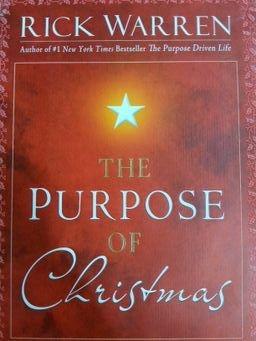 THE PURPOSE CHRISTMAS - 영문판 -