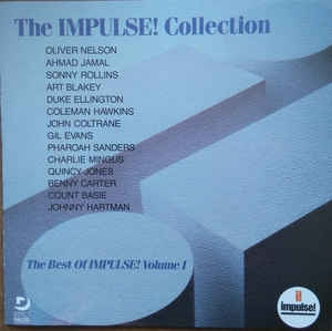 The impulse collection volume1