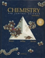 Chemistry: The Central Science(Ninth Edition) (CD포함)
